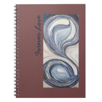 Para siempre cuaderno original del arte del amor