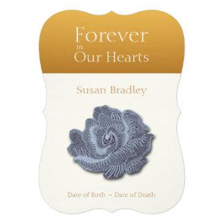 Para siempre en nuestros corazones subiós - invita