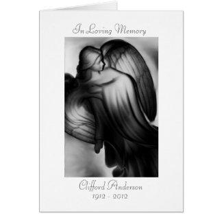 Para siempre y un día - tarjeta del monumento del
