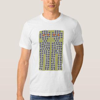para tridimensionales camisetas