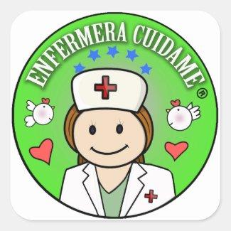 Para tu enfermera favorita cuidame
