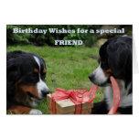 Para un amigo especial tarjetas