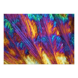 Paracetamol debajo del microscopio comunicado
