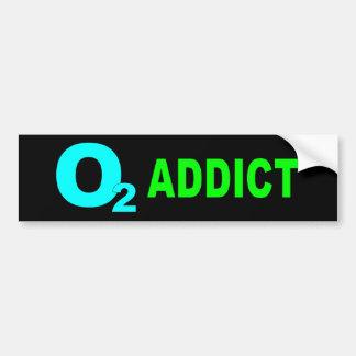 PARACHOQUE 02 addict2 Pegatina Para Coche
