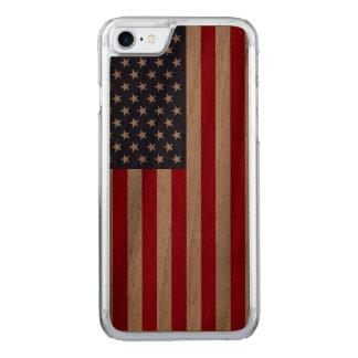 Parachoque del iPhone 6 de la nuez del carved® de Funda Para iPhone 7 De Carved