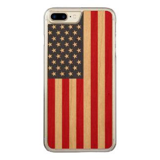 Parachoque más del iPhone 7 de la cereza de Funda Para iPhone 7 Plus De Carved