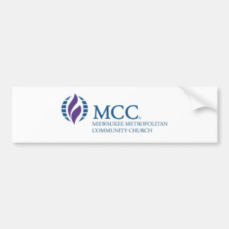 Parachoque Sticket de Milwaukee MCC Pegatina Para Coche