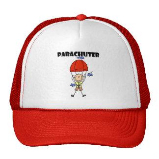 Parachuter Gorros Bordados