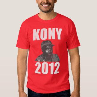 Parada José Kony de Kony 2012 Camiseta