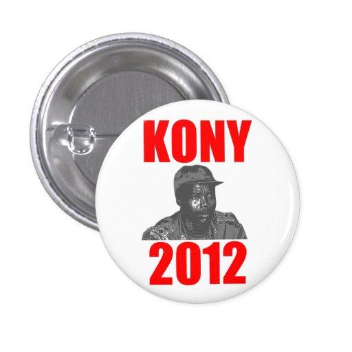 Parada José Kony de Kony 2012 Pin
