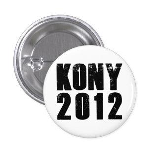Parada José Kony de Kony 2012 Chapa Redonda 2,5 Cm
