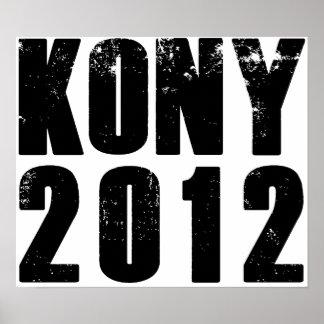Parada José Kony de Kony 2012 Poster