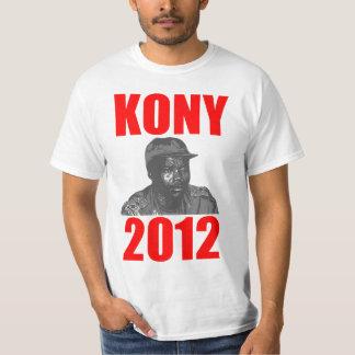 Parada José Kony del vector de Kony 2012 Camiseta