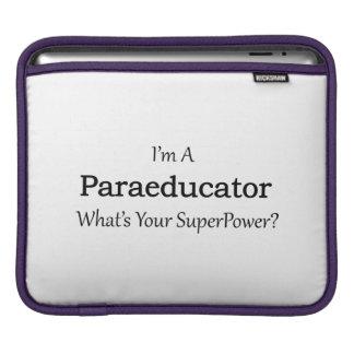 Paraeducator Funda Para iPad