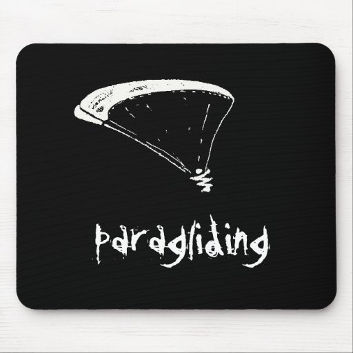 Paragliding Alfombrilla De Ratones