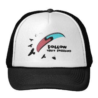 Paragliding - halcón gorros bordados