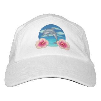 Paraíso del delfín gorra de alto rendimiento