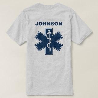 Paramédico EMT el ccsme Camiseta