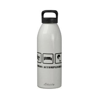 Paramotoring Botella De Agua Reutilizable