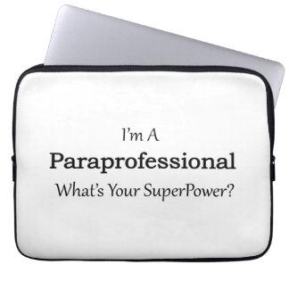 Paraprofessional Funda Para Portátil