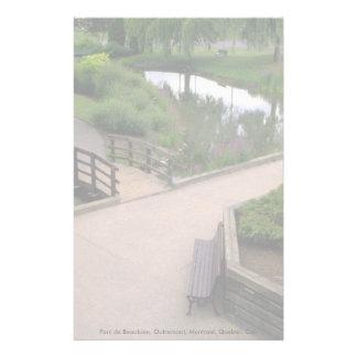 Parc de Beaubien Outremont Montreal Quebec pue Papelería