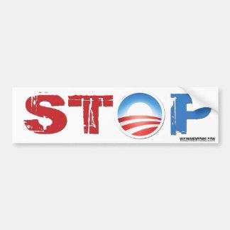 Pare a Obama 2012 Pegatina Para Coche