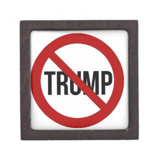 Pare el Anti-Triunfo 2016 de Donald Trump Caja De Regalo