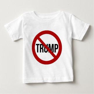Pare el Anti-Triunfo 2016 de Donald Trump Camiseta De Bebé