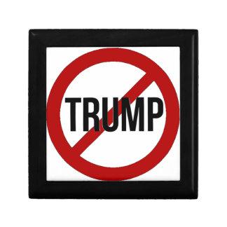Pare el Anti-Triunfo de Donald Trump Caja De Regalo