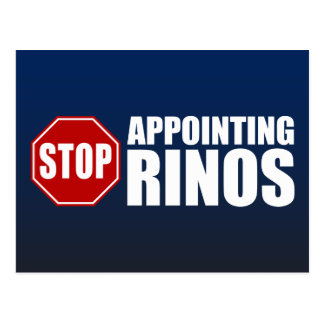 Pare el designar de RINOs Postal