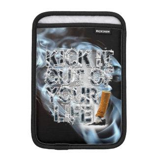Pare el fumar funda para iPad mini