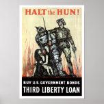 ¡Pare el Hun! Compre títulos del Estado de los E.E Impresiones