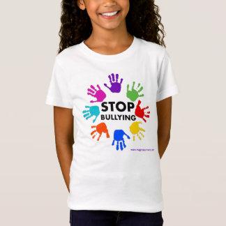 Pare el tiranizar de la camiseta de los chicas