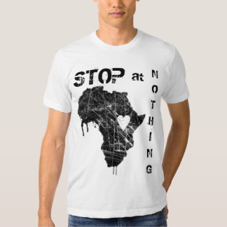 Pare en nada la camisa 2012 de Kony