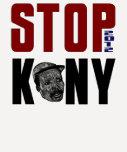 Pare Kony 2012 Camiseta
