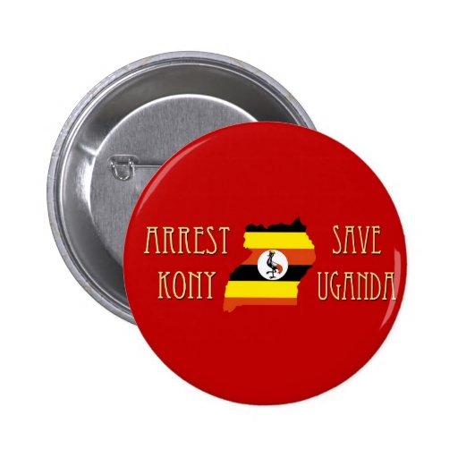 Pare Kony 2012 Pins