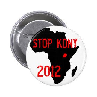 Pare Kony 2012 Chapa Redonda 5 Cm