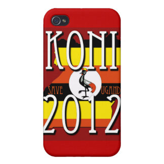 Pare Kony 2012 iPhone 4/4S Fundas