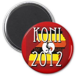 Pare Kony 2012 Imán Redondo 5 Cm