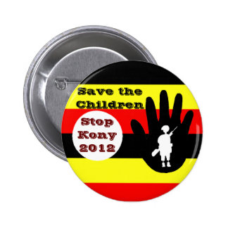 Pare Kony 2012-Save los niños, Pin