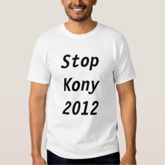 Pare Kony Camisas