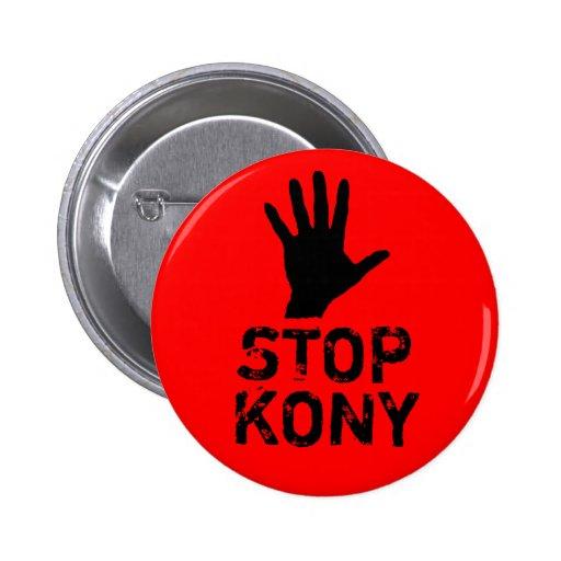 Pare Kony Pins
