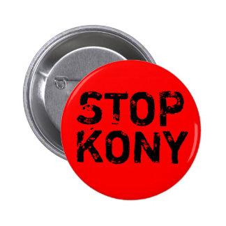 Pare Kony Chapa Redonda 5 Cm