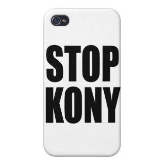 Pare Kony iPhone 4 Carcasa