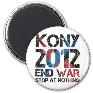 Pare Kony Imán Redondo 5 Cm