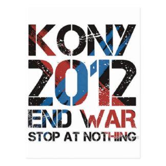 Pare Kony Postal