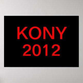 Pare Kony Póster