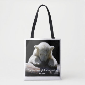 Pare la bolsa de asas del oso polar del