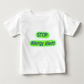 Pare la camiseta alerta de los childs de la