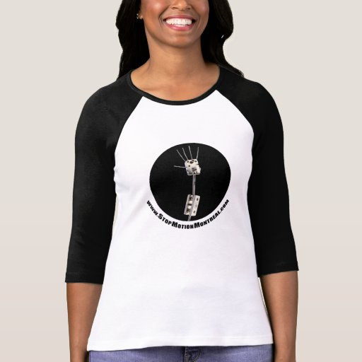 Pare la mano de la armadura de Montreal del movimi Camisetas